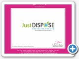 just_dispose