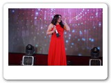 Barkha Dattani awarded as the Logo Queen by Entertainment Awards 2016