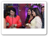 Barkha Invited At Hiral Kanakia Paris Launch
