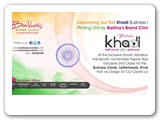 Launching our Khadi Business Stationery venture